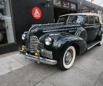 1940 Buick Limited Model 80C Convertible Phaeton