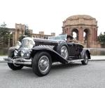 1935 Duesenberg SJ Murphy Convertible Coupe
