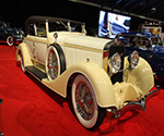 1928 Hispano-Suiza H6C Transformable Torpedo