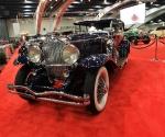 1929 Duesenberg Model J Clear Vision Sedan
