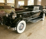 1931 Packard 840 Waterhouse Convertible Victoria