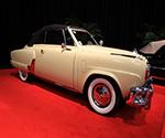 1952 Studebaker V8 Commander Convertible