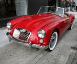 1960 MG-A 1600 Roadster
