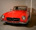 1961 Mercedes Benz 190 SL Roadster