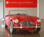 1961 Austin Healy 3000 Roadster