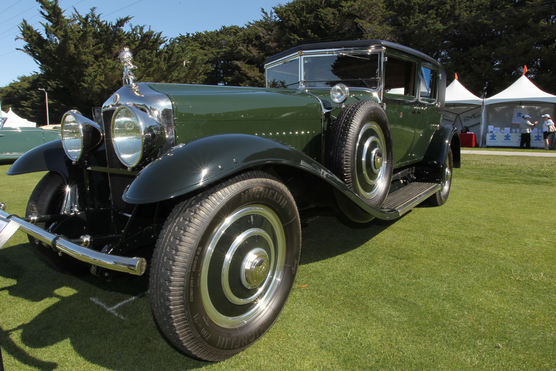 1927 Minerva A1-32 CV Sport Sedan