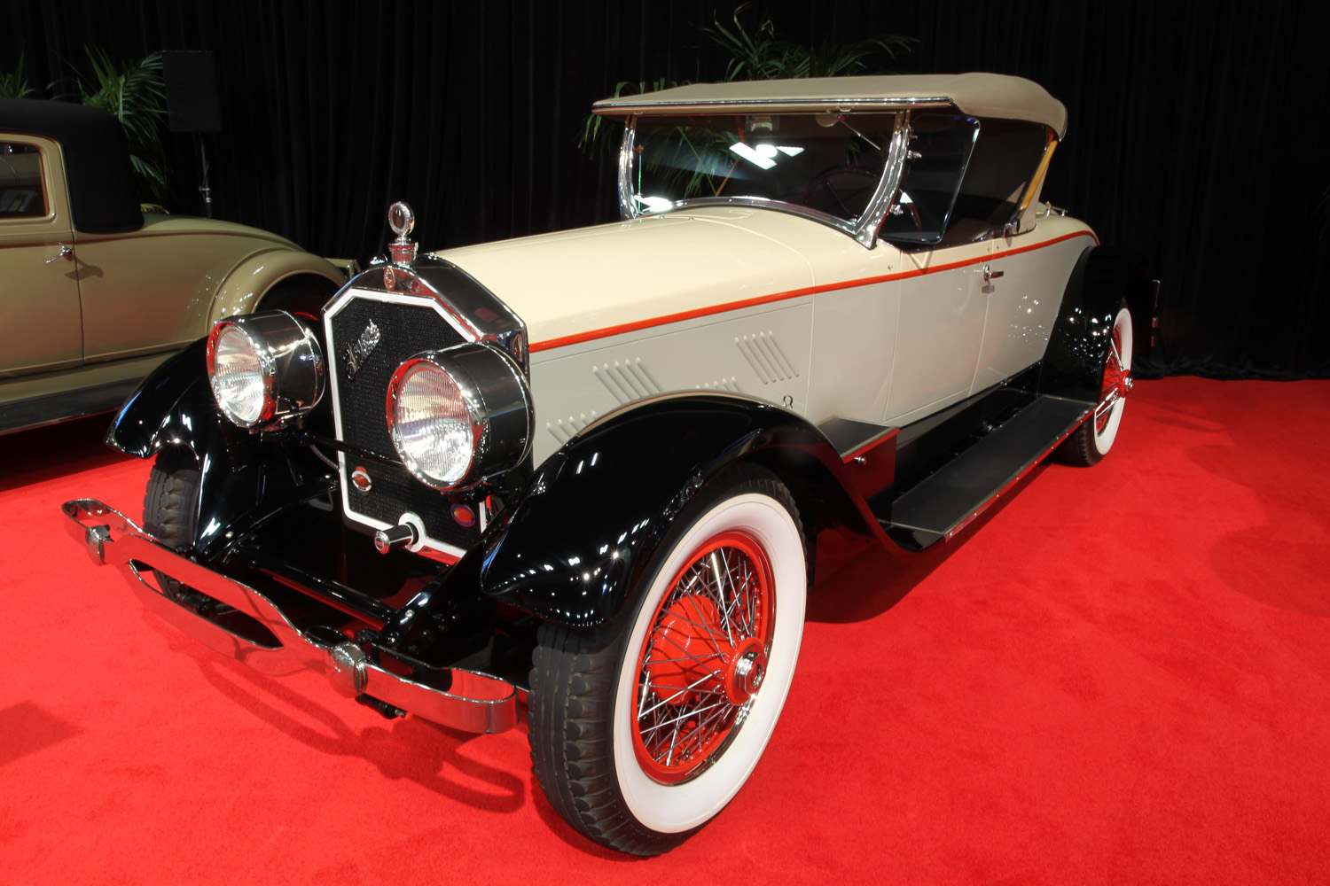 1928 Stearns-Knight F-6 Roadster
