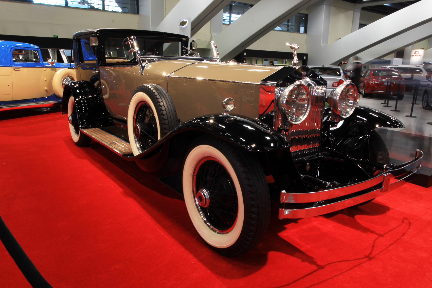 1928 Rolls Royce Phantom 1 Riviera Town Car