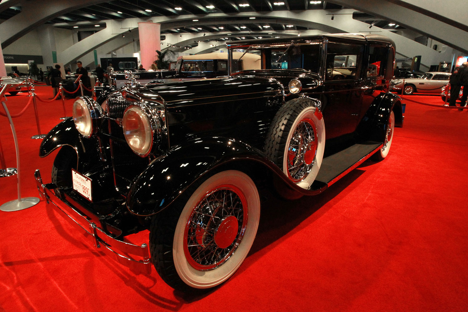 1929 Stutz Model M Vertical Eight Town Car