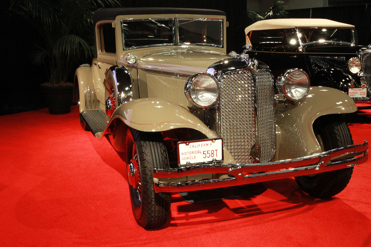 1931 Chrysler Imperial GC Custom Line Coupe