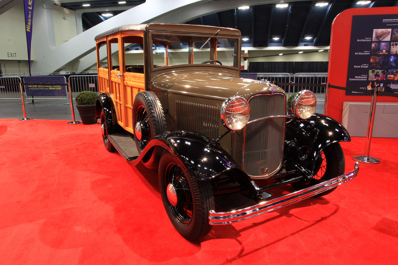 1932 Ford Model B-150 Station Wagon