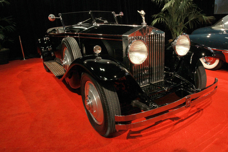 1932 Rolls-Royce PII Henley Roadster