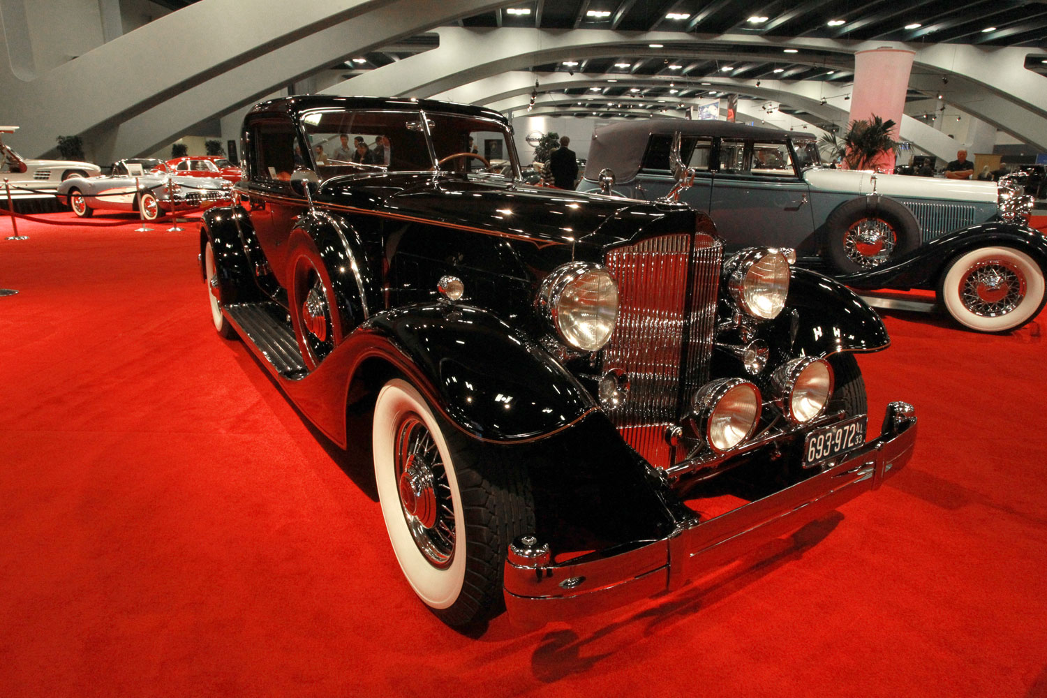 1933 Packard Model 1006 Twelve Coupe
