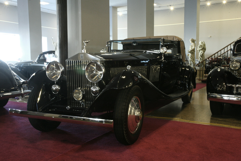 1934 Rolls Royce Phantom II Continental
