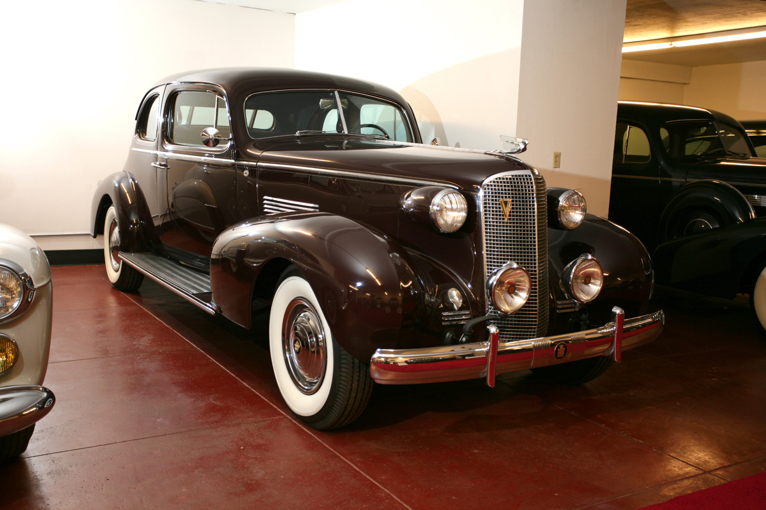 1937 Cadillac V12 Series 85 Custom Coupe