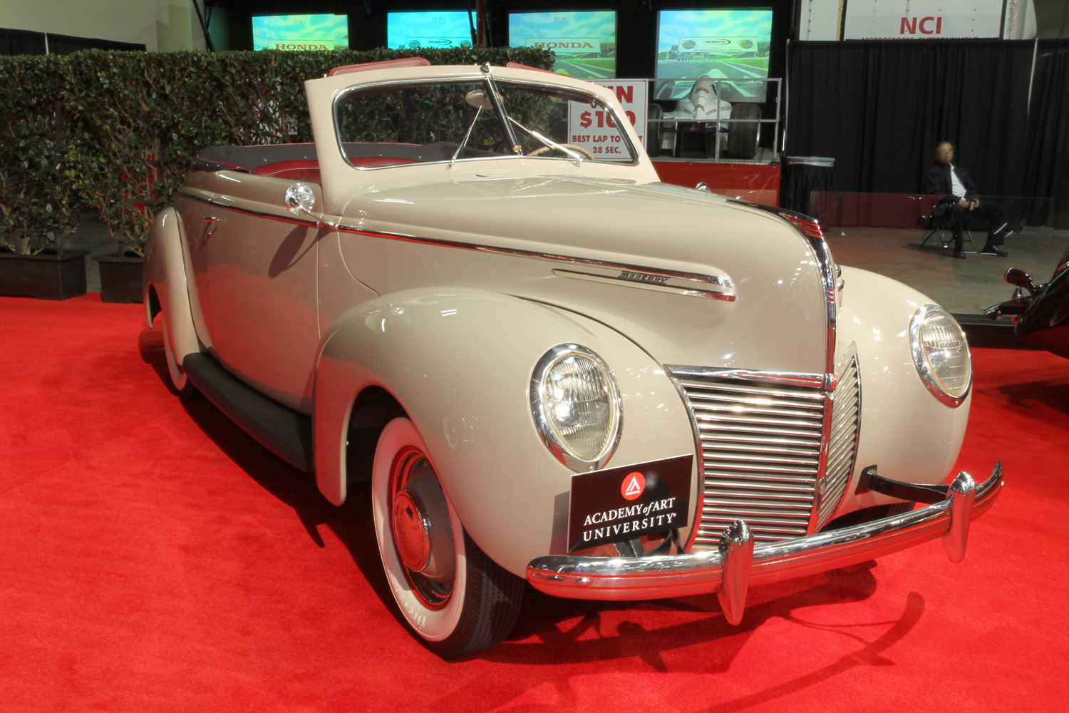 1939 Mercury Convertible Coupe