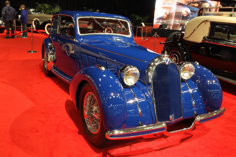 1939 Talbot-Lago T150-C Coupe