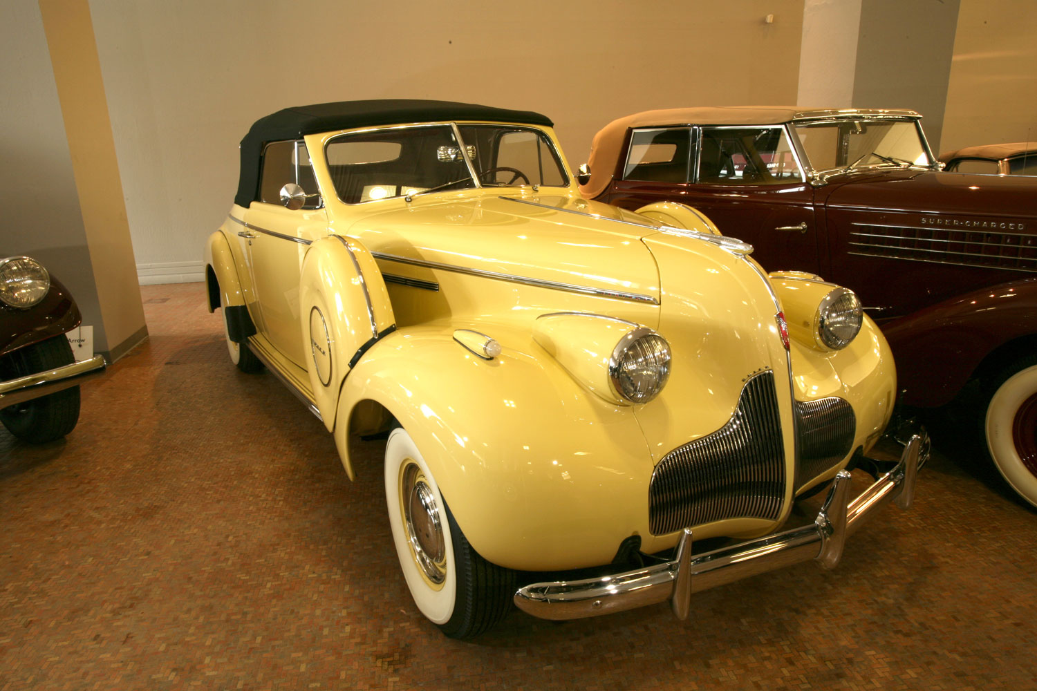 1939 Buick Century Convertible Coupe