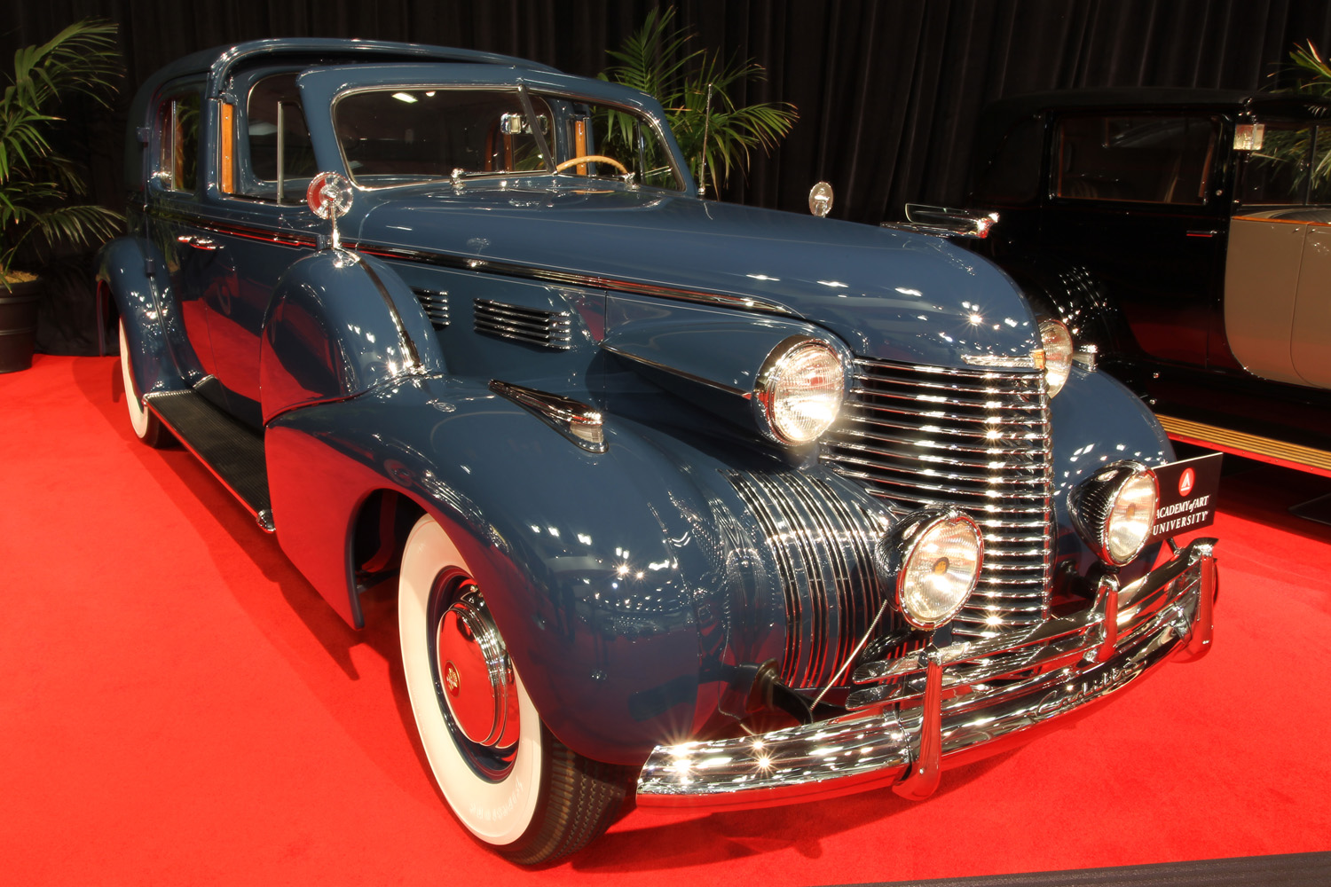 1940 Cadillac Series 75 Town Car by Fleetwood