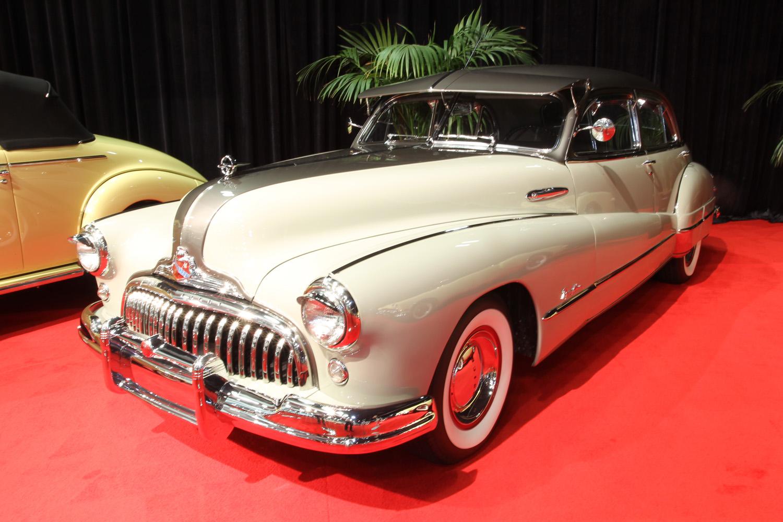 1948 Buick Roadmaster Sedan
