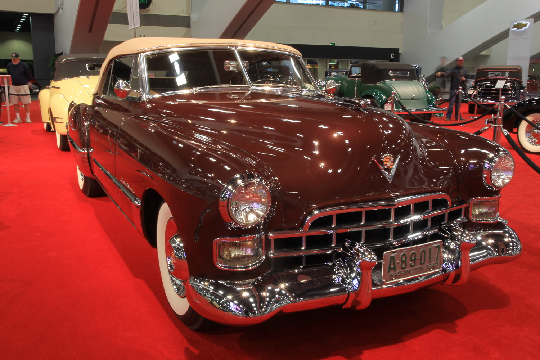 1948 Cadillac Series 62 Convertible Coupe