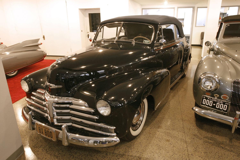 1948 Chevrolet Fleetline Convertible Coupe