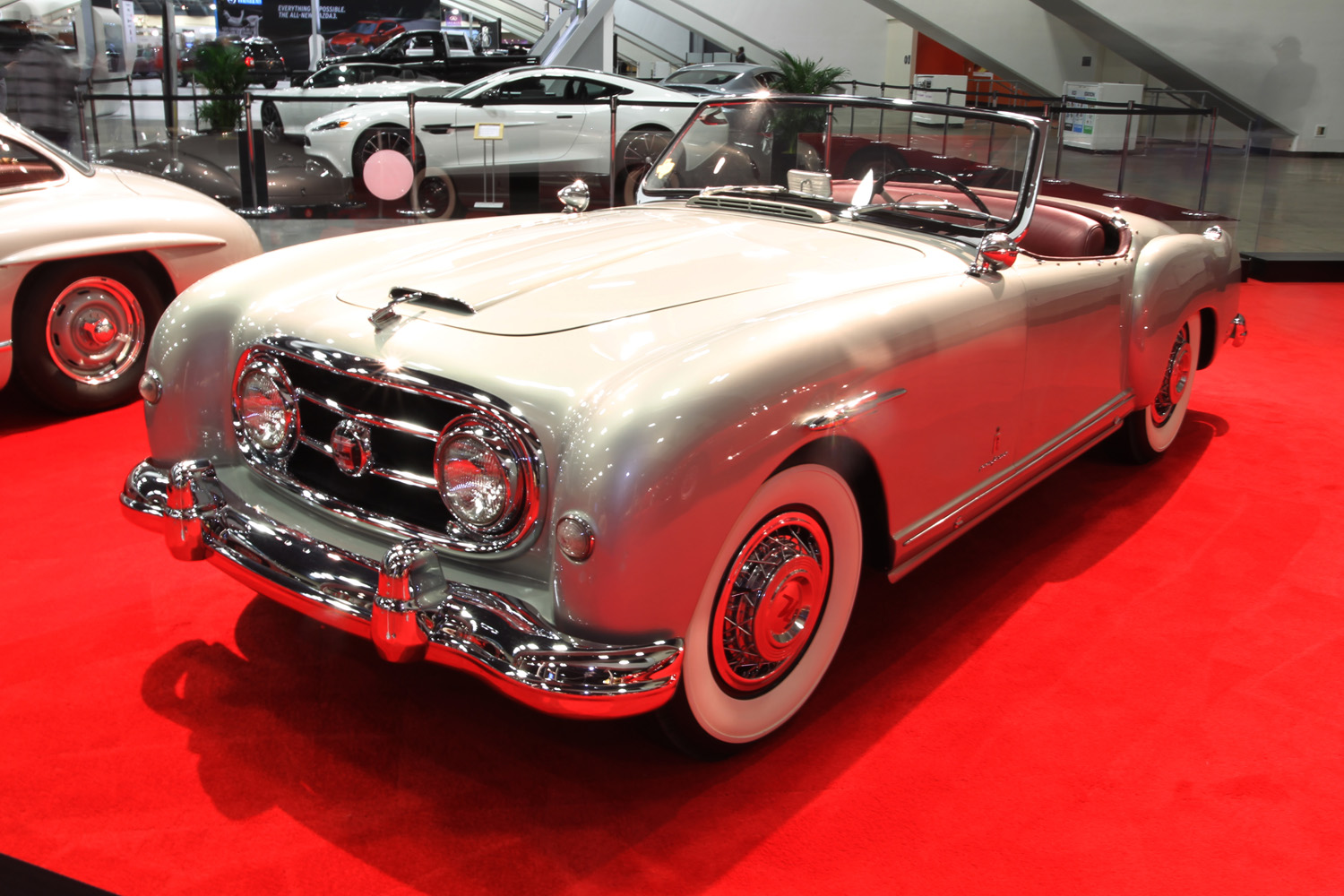 1953 Nash-Healey Roadster