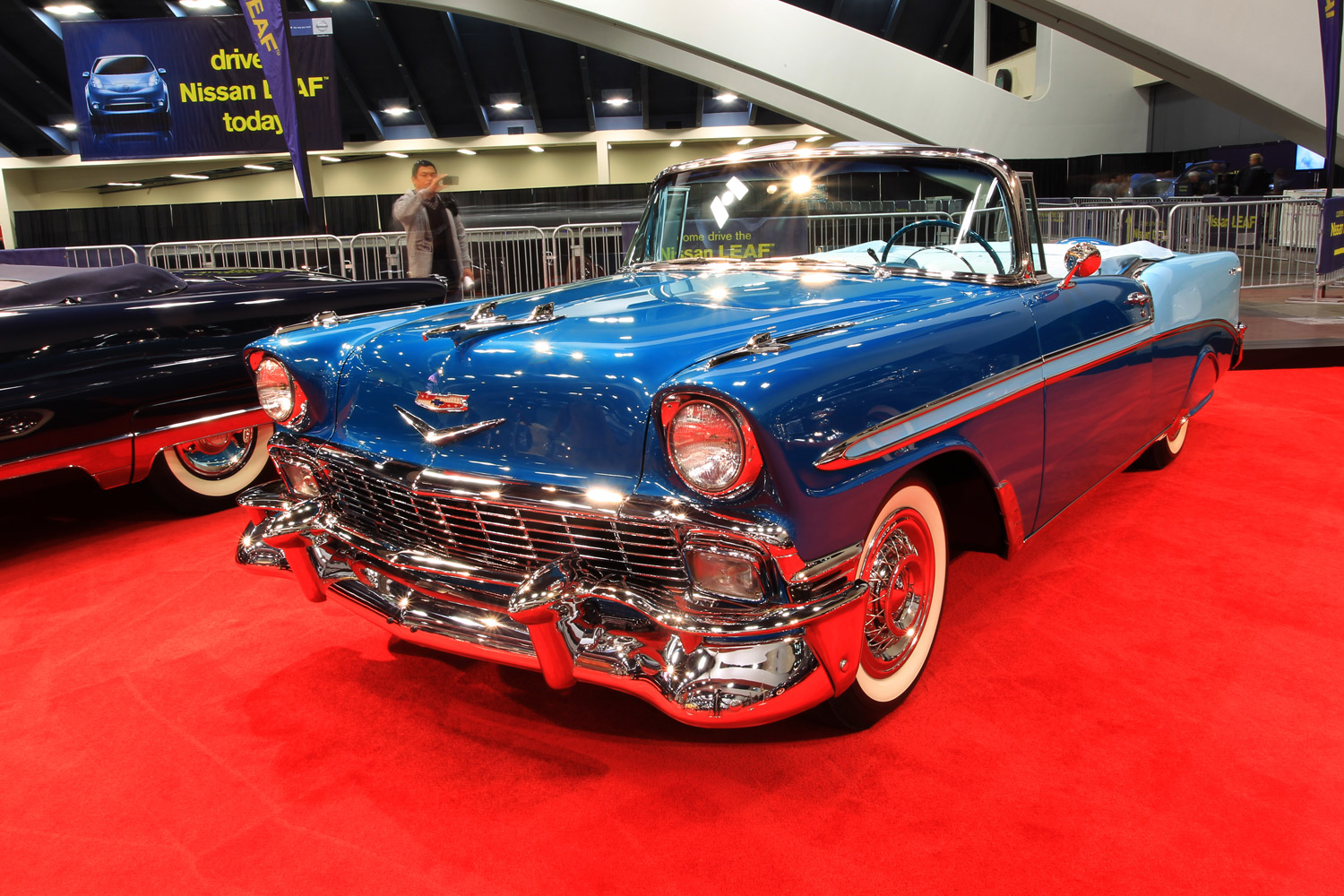 1956 Chevrolet Bel-Air Convertible