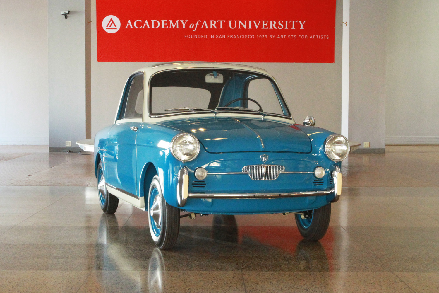 1959 Fiat Autobianchi Bianchina Transformabile